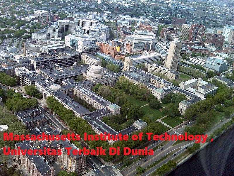 Mengenal Massachusetts Institute of Technology